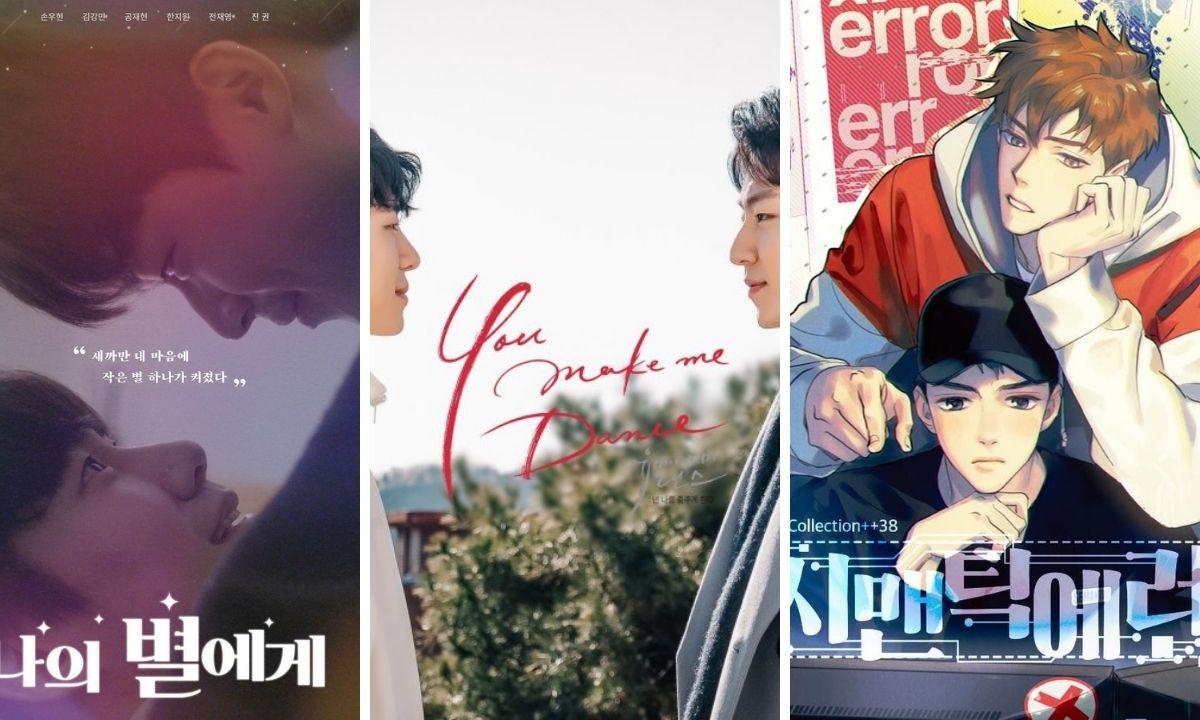 3 Korean Boys Love (BL) Dramas Will be Released in 2021